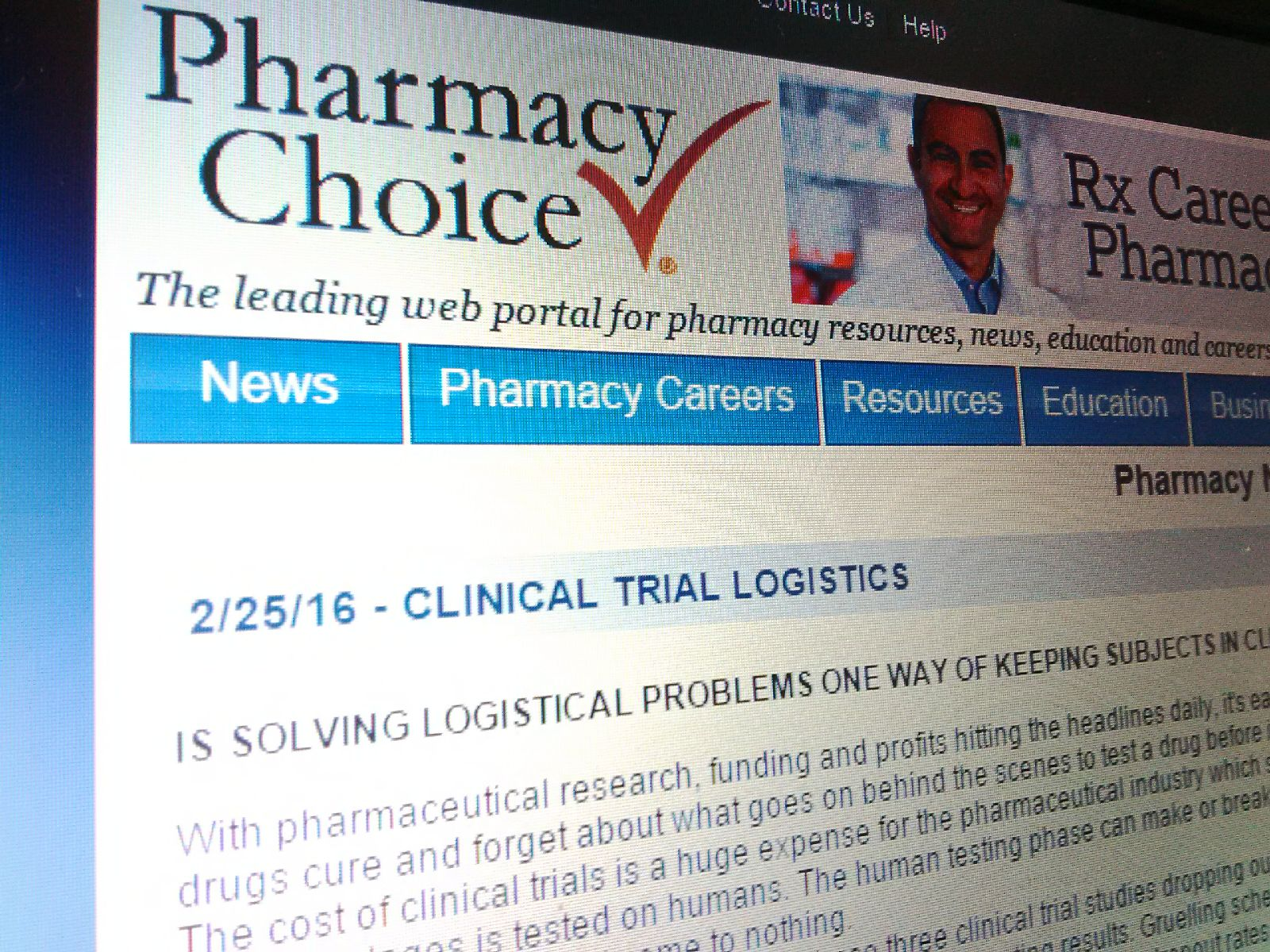 Pharmacy Choice - February 2016