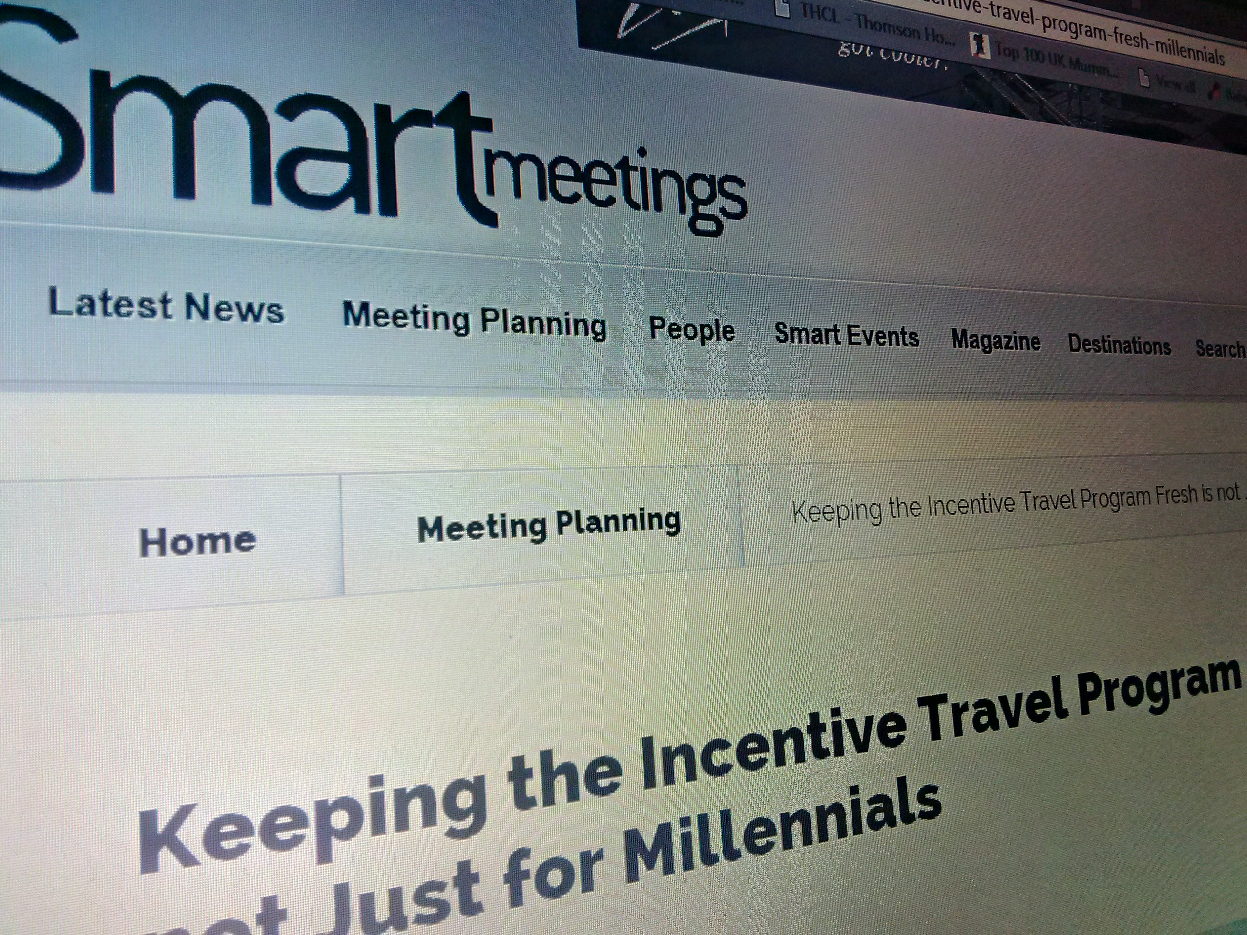 Smart Meetings talk with EQ Travel